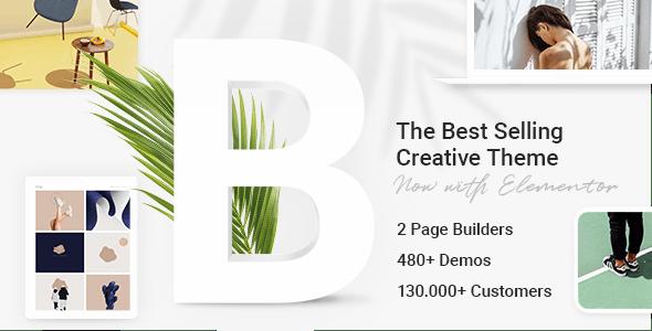 Bridge v2.1.2 - Creative Multipurpose WordPress Theme Free Download