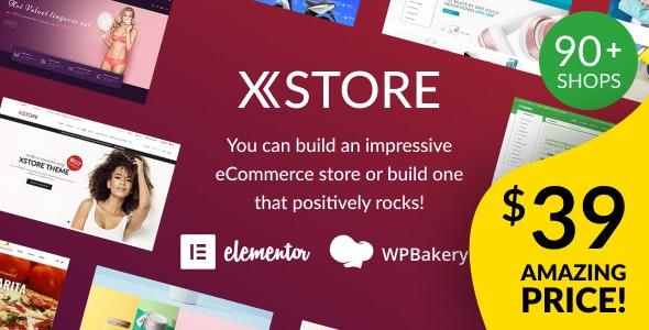 XStore v6.3.9.2 - Responsive Multi-Purpose WooCommerce WordPress Theme Free Download